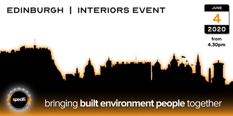 Specifi Edinburgh - INTERIORS EVENT tickets