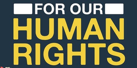 March For Our Human Rights tickets