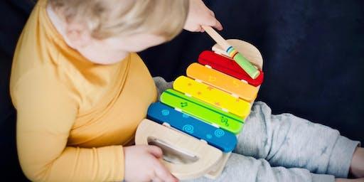 Cantami una storia - bambini 7-36 mesi