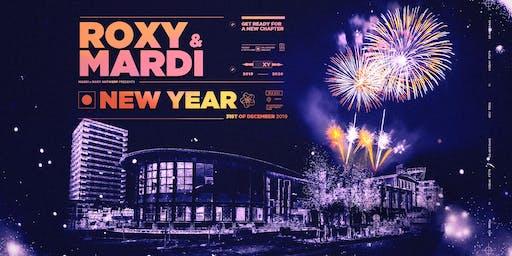 New Year's EVE at ROXY & MARDI