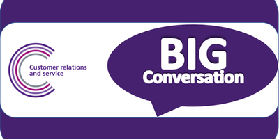 CRS Big Conversation