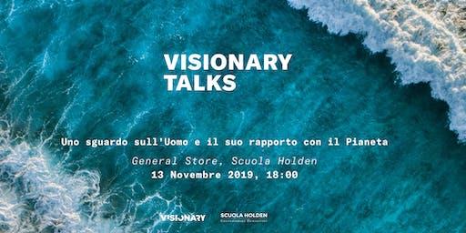 VISIONARY TALKS