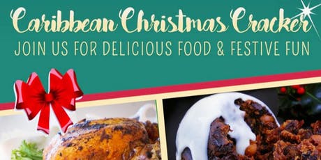 CHRISTMAS CRACKER CARIBBEAN  DINNER tickets
