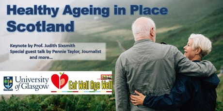Healthy Ageing in Place in Scotland tickets