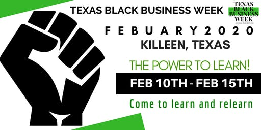 Texas Black Business Week