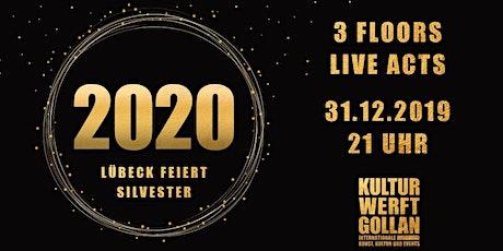 Welcome 2020!Lübeck feiert Silvester Tickets