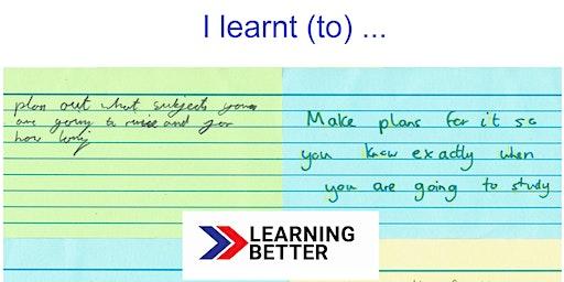 National 5: English, Maths and Study Skills Sunday Workshops