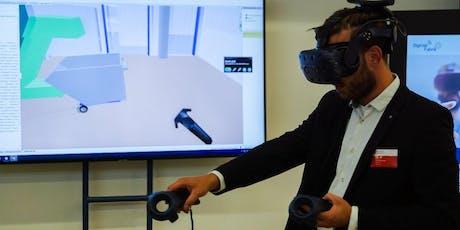 Workshop: Virtual Reality - wie man Daten erlebbar macht Tickets