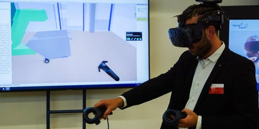 Workshop: Virtual Reality - wie man Daten erlebbar macht