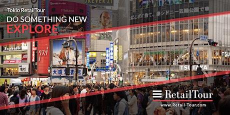 RetailTour Tokio tickets