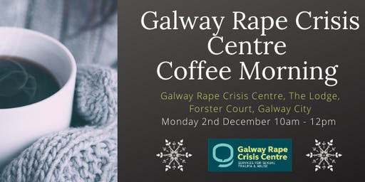 Galway Rape Crisis Centre Coffee Morning