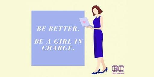 Girls in Charge Workshop 1: Be a Confident Woman in Business