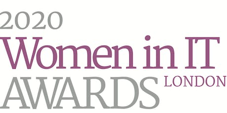 Women in IT Awards London 2020 tickets