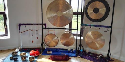 Gong Sound Meditation