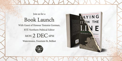 Laying it on the Line - Book Launch - Belfast