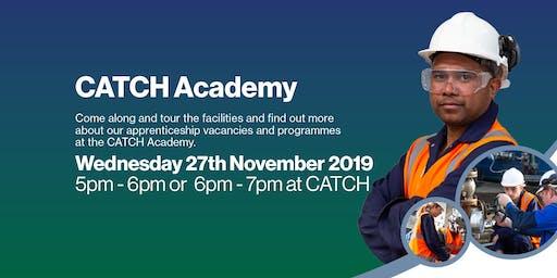 CATCH Information Evening - November