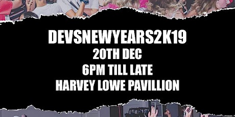 DEVSNEWYEARS2k19 tickets