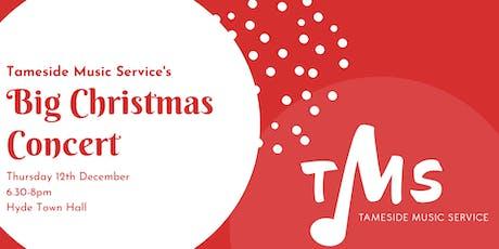 Tameside Music Service's Big Christmas Concert tickets