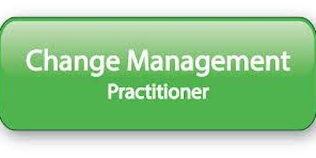 Change Management Practitioner 2 Days Training in Boston, MA tickets
