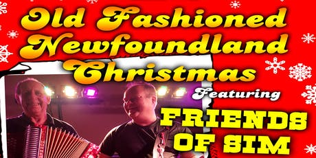 Old Fashioned Newfoundland Christmas In Fort McMurray tickets