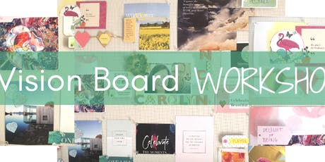 Vision Board Workshop 2020 tickets