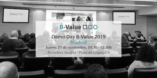 Demo Day B-Value 2019