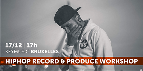 Hiphop Record & Produce Workshop tickets
