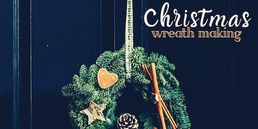 Wreath Making - Tues 3rd Dec
