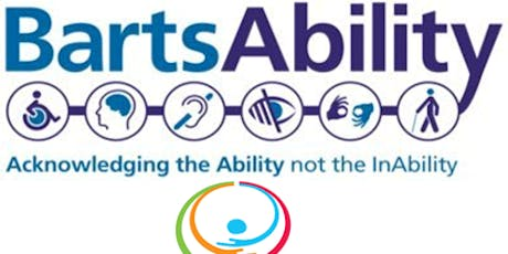 BartsAbility International Day of Persons with Disabilities Event 2019 tickets