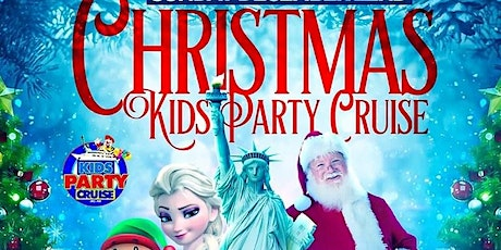 Christmas Kids Party Cruise (12:00pm-2:30pm) tickets
