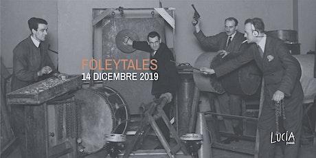 FoleyTales | Laboratorio di rumorismo per bambini biglietti