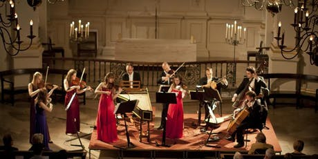 Bach Violin Concertos by Candlelight tickets