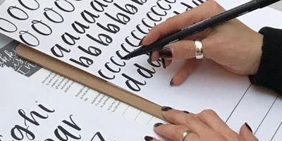 Brushed Lettering for Beginners