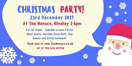 Kids Christmas Party tickets