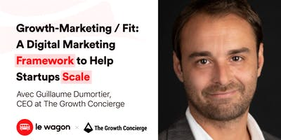 Growth-Marketing/Fit: A Digital Marketing Framework to Help Startups Scale