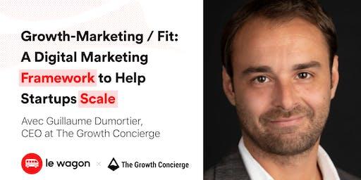 Growth-Marketing/Fit: A Digital Marketing Framework to Help Startups Scale