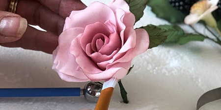 Sugar Craft Roses Workshop
