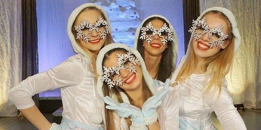 Festlicher Weihnachtszauber