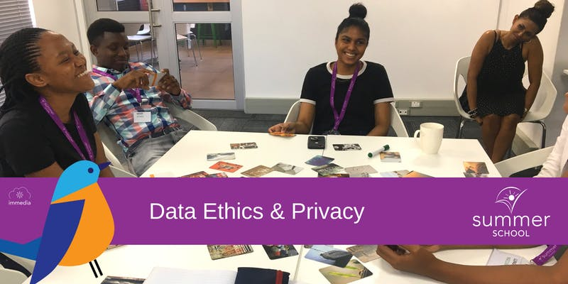 Summer School Open Night: Data Ethics & Privacy