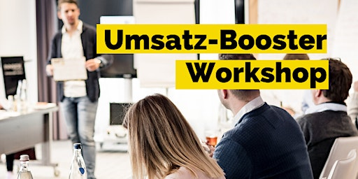 Umsatz-Booster Workshop
