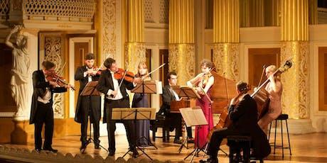 Vivaldi Concertos by Candlelight tickets