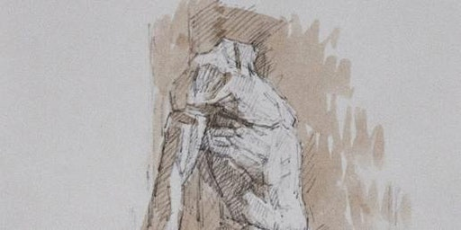 'Drawing from the antique' 1-day workshop with Paul Handley NEAC