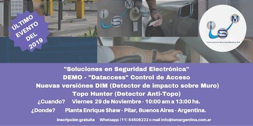 DEMO  DATACCESS- Sistema de Control de acceso