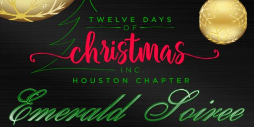 An Emerald Holiday Soiree