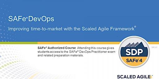 SAFe® 4.6 DevOps Practitioner with SDP Certification Jersey City ,NJ (weekend)