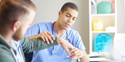 Meet a Nurse - Ryburn Careers Week