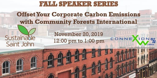 Offset Your Corporate Carbon Emissions with Community Forests International