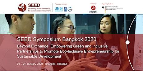SEED Symposium Bangkok 2020 tickets