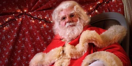 Festive Afternoon Tea with Father Christmas tickets