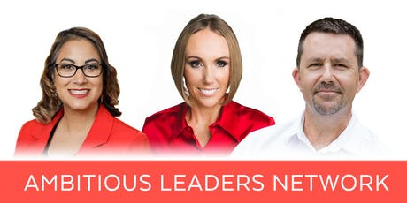Ambitious Leaders Network Perth – 20 November 2019 tickets